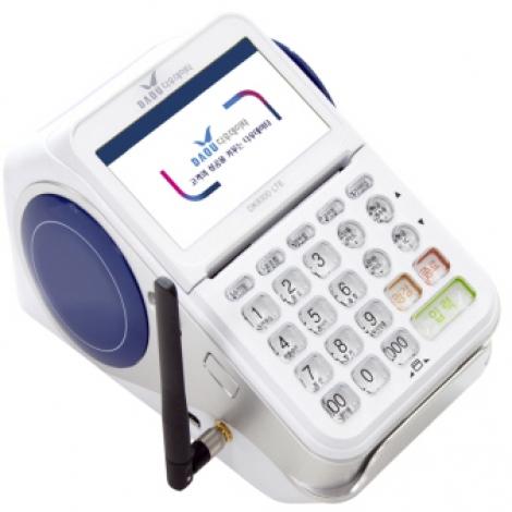 DK9300-LTE [3인치]  푸드트럭강추