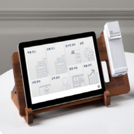 보급형테블릿+앱포스W
